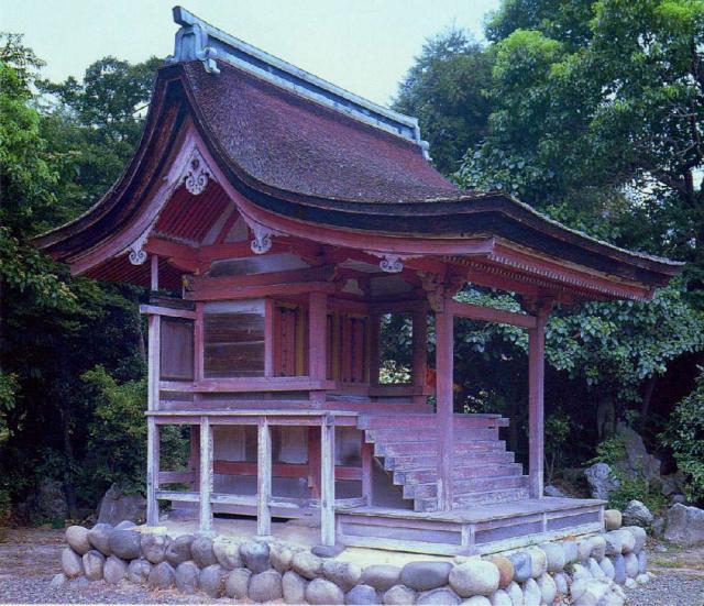 鎮守堂(萬徳寺)