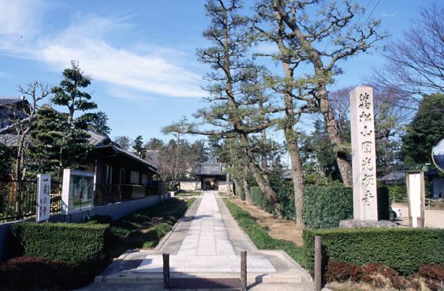 円光禅寺(萩寺)