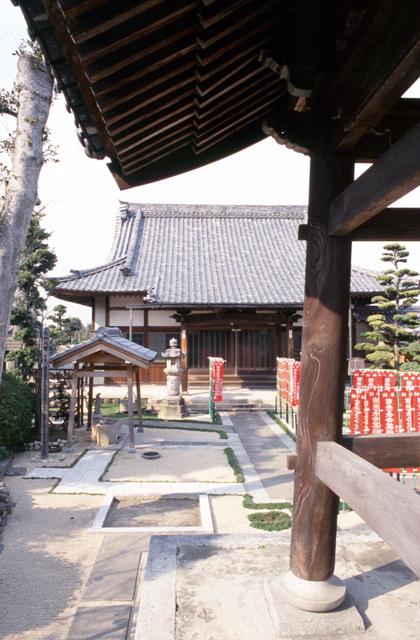 法華寺(愛知県稲沢市)