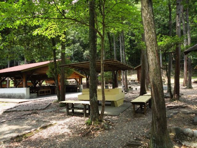 県民の森キャンプ場