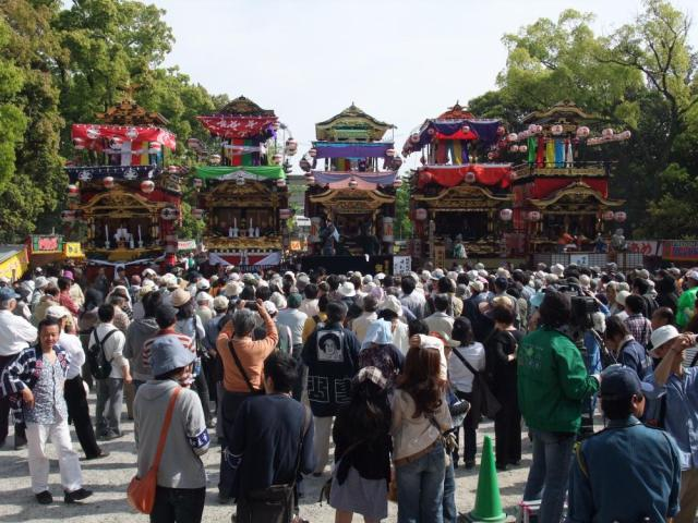 知立まつり(本祭)