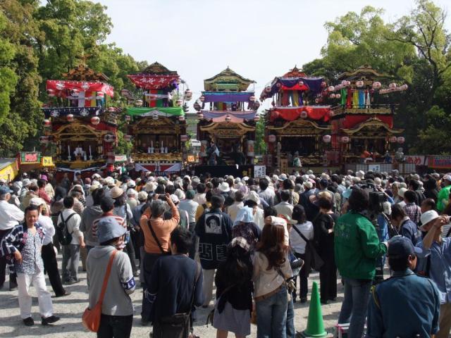 Chiryu festival (main festival)