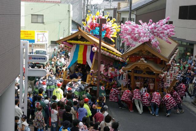 Chiryu festival