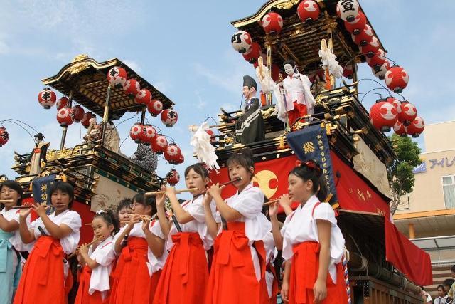 【2021年度中止】田原祭り
