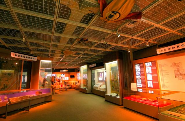 甚目寺歴史民俗資料館