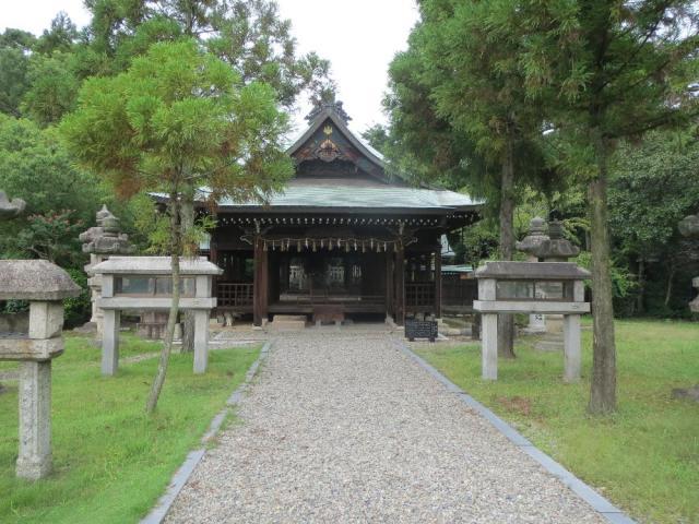 藤島神社(愛知県あま市)