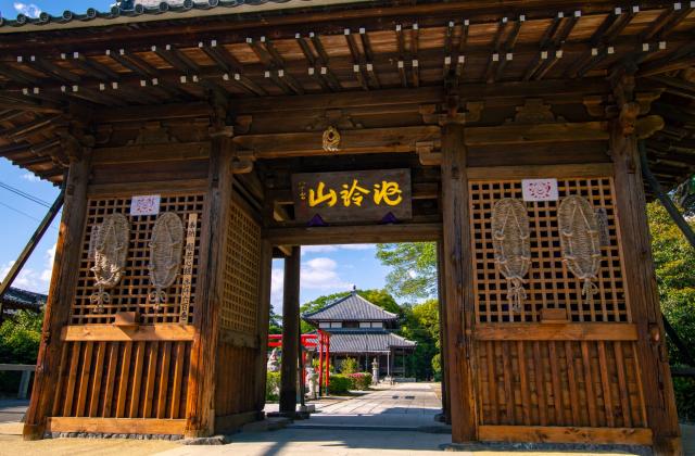 蓮華寺(愛知県あま市)