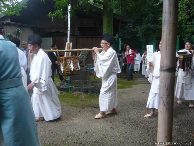香の物祭(漬物まつり)