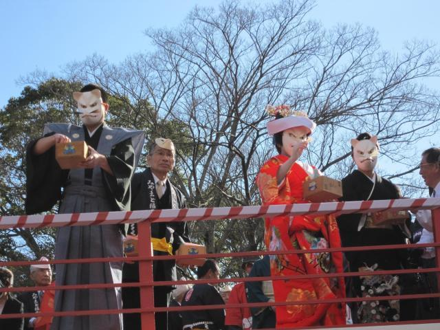 Shinto Ritual, Kitsune no Yomeiri (Fox's Wedding)