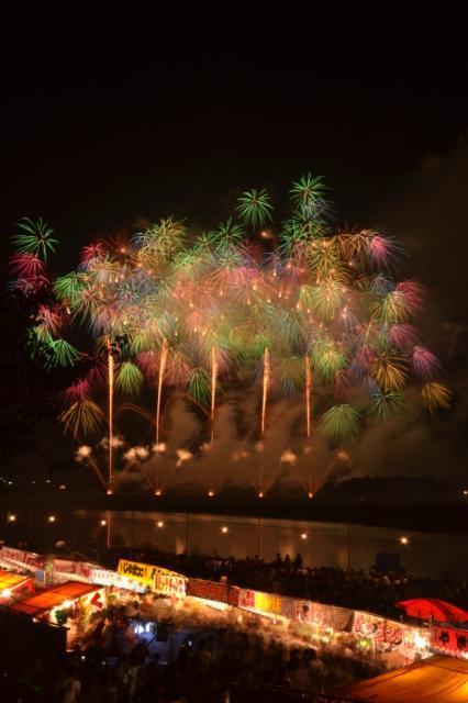 Ise Jingu Shrine Dedication Fireworks Festival