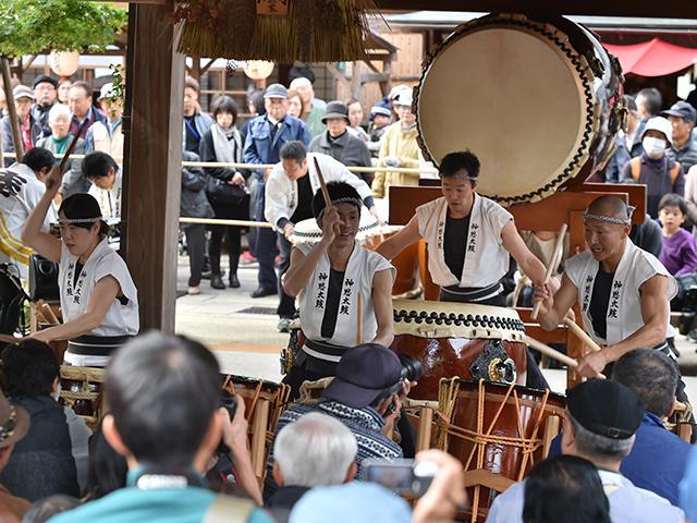 神恩感謝日本太鼓祭