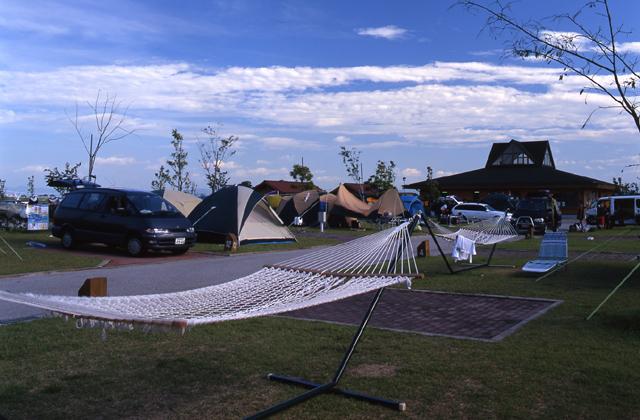 高須町公園オートキャンプ場