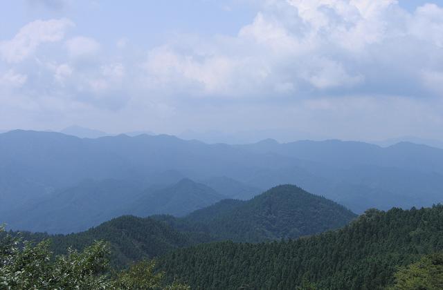 堀坂山ハイキングコース
