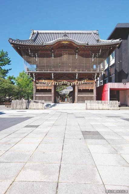 春日神社(桑名宗門公司)