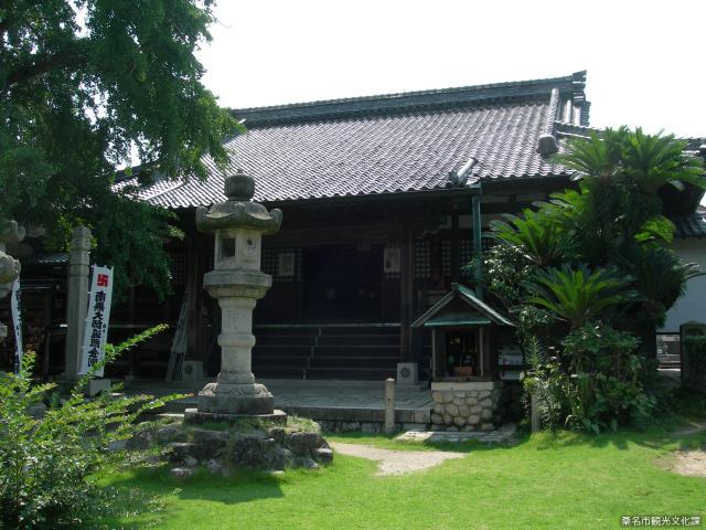 大福田寺廟