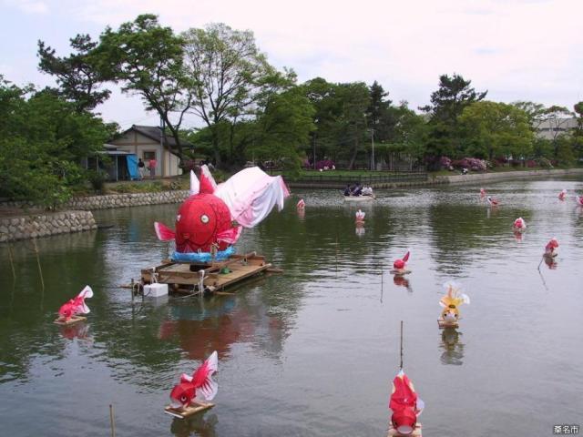 【2021年中止】金魚まつり