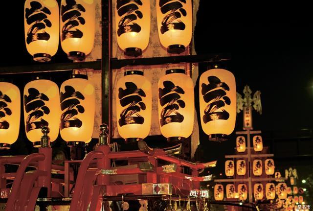 石取祭【2020年度は祭車曳廻し行事は中止。神社祭礼のみ執行。】