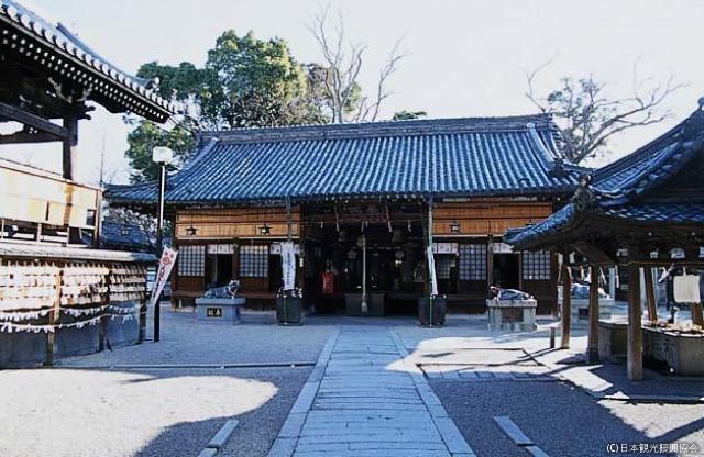 菅原神社(戶外神宮)