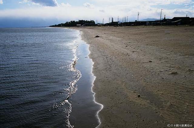 鼓ケ浦海岸