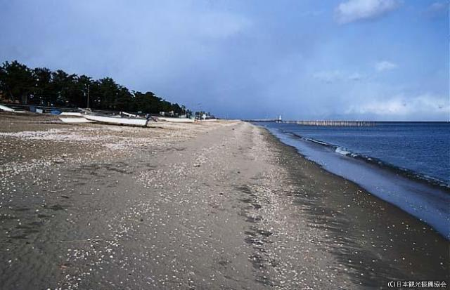 千代崎海岸