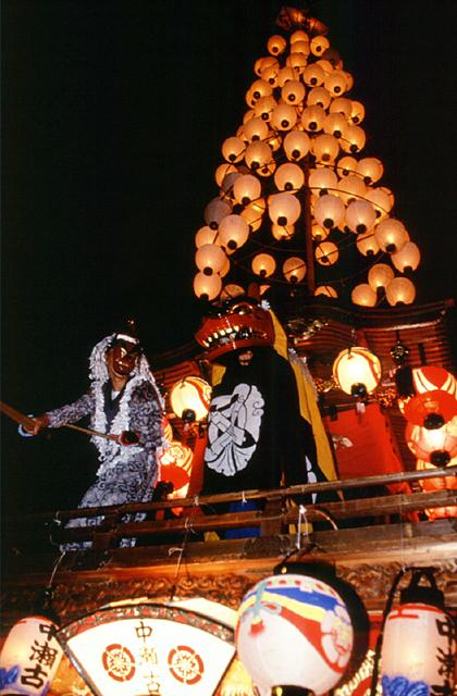 長太天王祭
