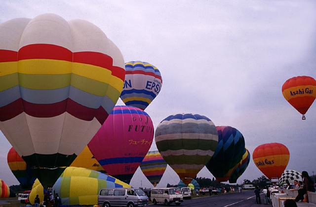 鈴鹿氣球節日