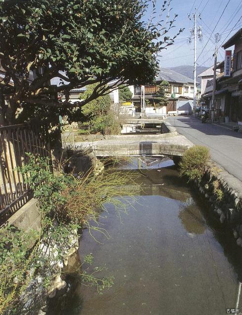 城下川(簗瀬水路)