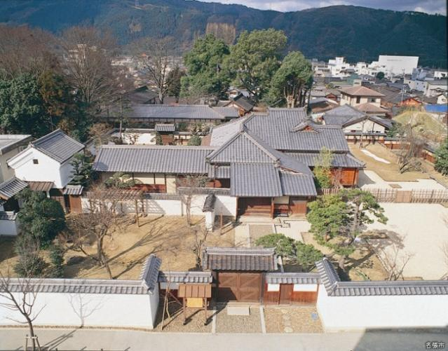 名張藤堂家邸