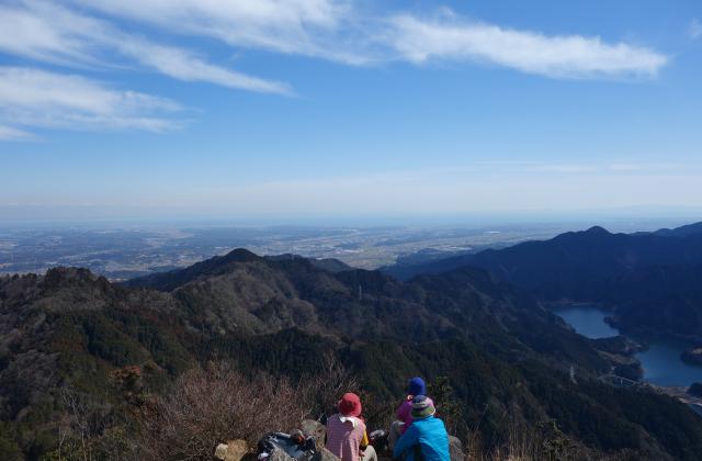 錫杖ヶ岳山頂