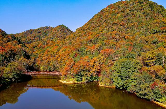 観音山公園(三重県亀山市)