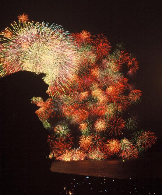 【2020年度中止】熊野大花火大会