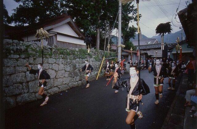 木本神社例祭
