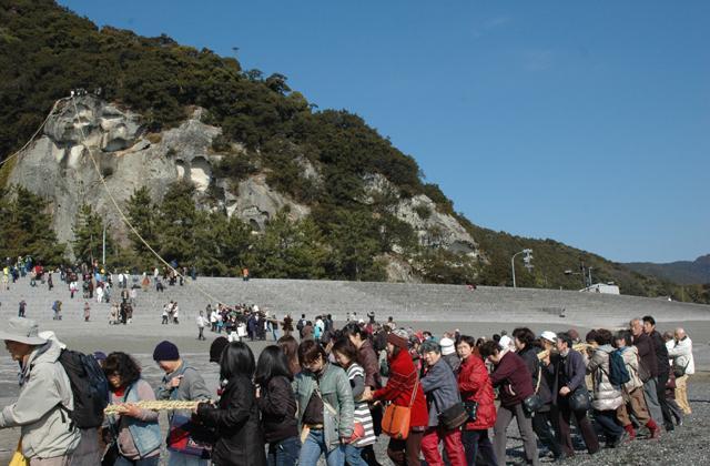 花の窟神社春季大祭