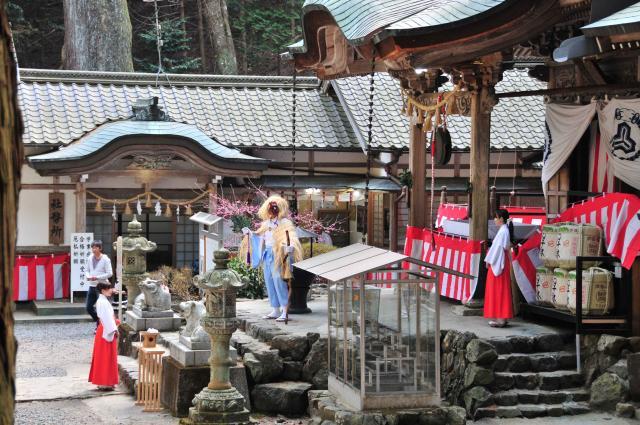 福王神社 春の大祭