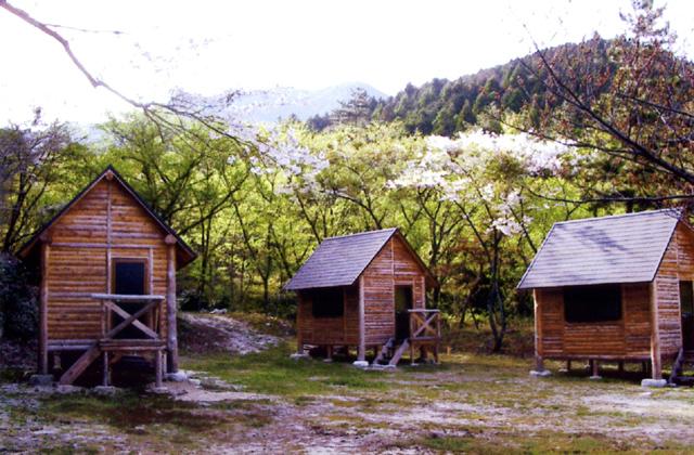 八風キャンプ場