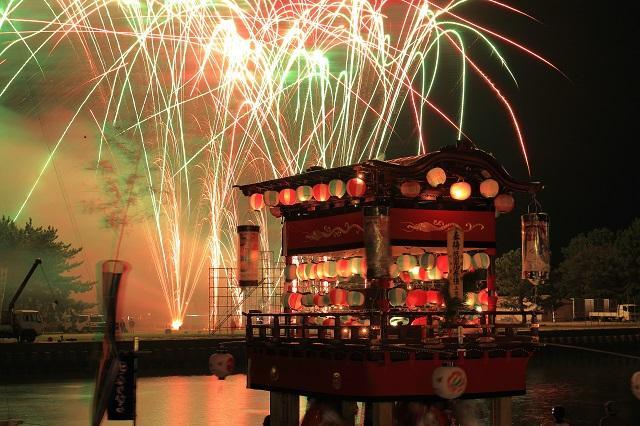 大淀の祇園祭り