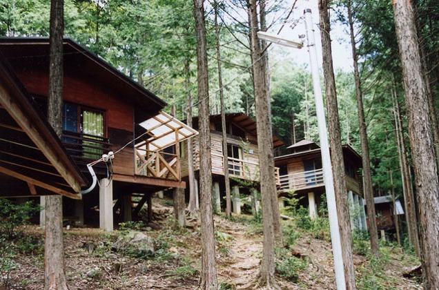 大杉谷林間キャンプ村
