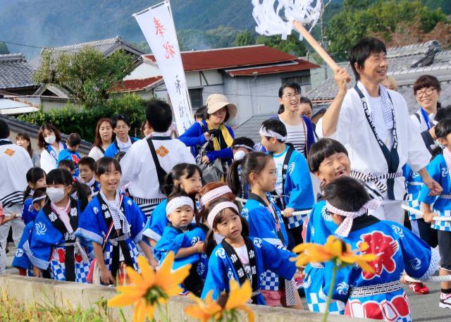 瀧原神社秋季大祭