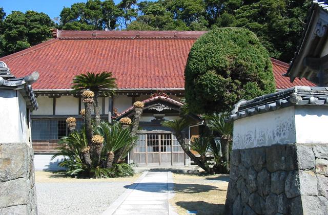 仙遊寺(三重県志摩市)