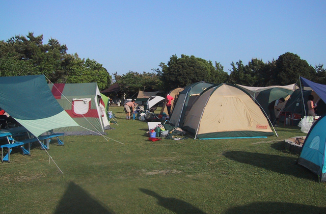 ともやま公園キャンプ村