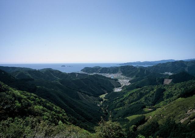 世界遺産熊野古道ツヅラト峠