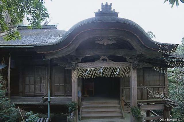 田上不動寺(太神山不動寺)