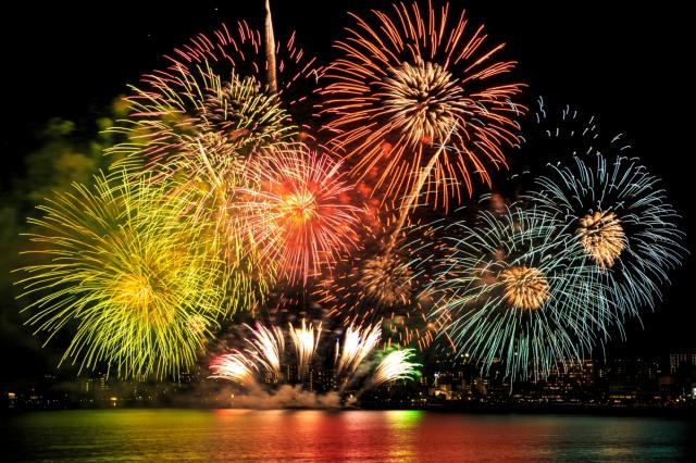 Biwa Lake Fireworks Display★25201ba2210027483