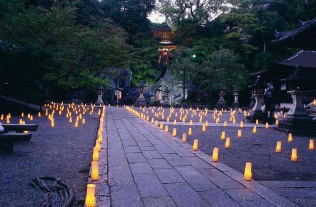 Ishiyama Temple Shugetsu Festival