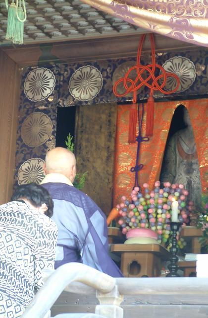 三井寺千団子祭