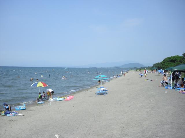 新海浜水泳場