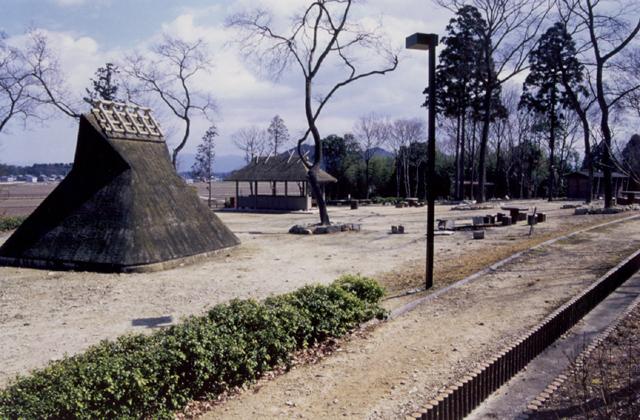 雪野山古墳歴史公園