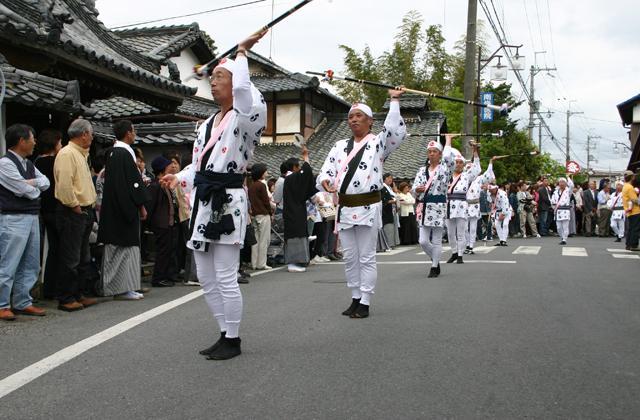 【2021年は神事のみ】長刀祭り