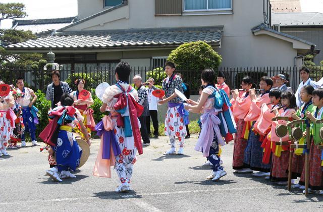 【2021年開催中止】豊年踊り