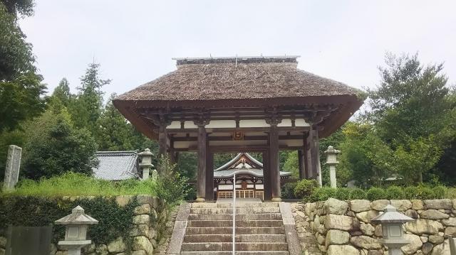 矢川神社(甲賀の雨宮)